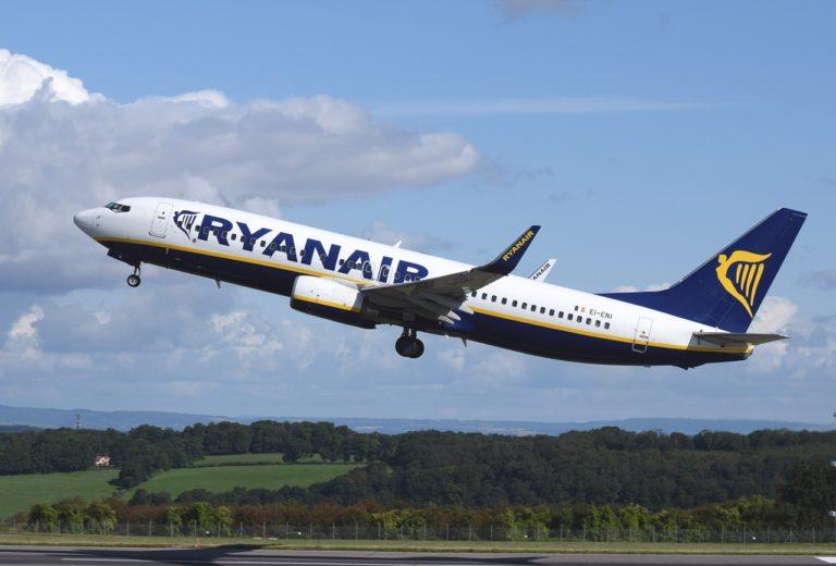 Ryanair sztrájk