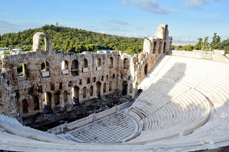görögország, athén, parthenon