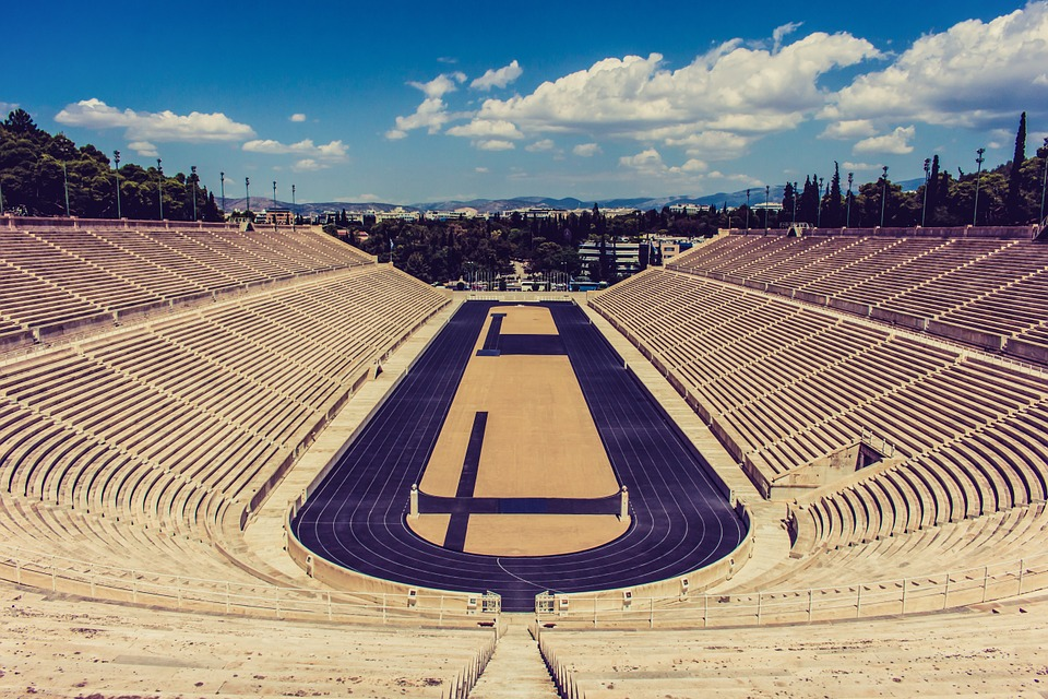 görögország, athén, stadion